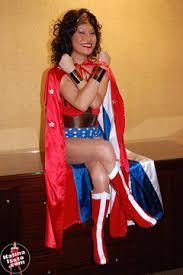 Crossdressed For Halloween by The Halloween Queen Transgender Forum