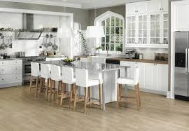 cuisine ilot trendy ilot central cuisine ikea design scandinave chaise table