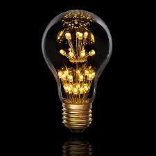 vintage led edison light bulb 30 led lights 4 tiers