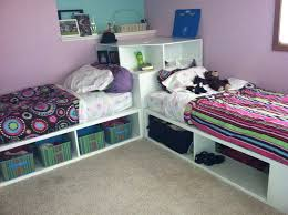 Nice Corner Twin Bed Plans and Ana White Storage Beds Twin With
