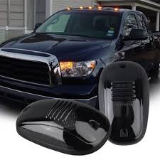 5pcs Amber LED Cab Roof Top Marker Running Lights For Truck (Black ... Obd Genie Cdrl Daytime Running Lights Programmer For Chrysler Dodge Spyder Free Shipping I Want To Put Running Lights On My Truck Help Cummins Tail Led Light Bar Spec D Motorcycle Pair Dualcolor Cob Led Car Daytime Fog Lamp Ford 201518 Board Premium F150ledscom 5 Smoke Roof Cab Marker Coverxenon White T10 Led Ford F150 Questions 2013 Electrical Cargurus Csnl 1 Set For Toyota Hilux Revo Rocco 2018 Drl Tundra Daytime Running Lights System Tundra Forum