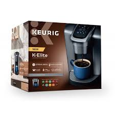 Keurig K Elite Single Serve Coffee Maker