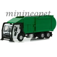100 Garbage Truck Tab GREENLIGHT 45060 C SD TRUCKS 2019 MACK LR REFUSE TRUCK 164 WHITE