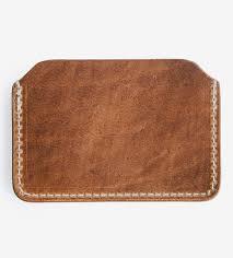 treadwell handcrafted leather card wallet men u0027s wallets u0026 bags