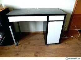 bureau noir laqué bureau ikea noir bekant desk ikea 10 year limited warranty read