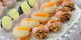 gateau pate d amande facile fruits déguisés à la pâte d amande facile et pas cher recette