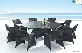8 Seat Outdoor Dining Set Room Ideas Setting Seater Patio Table Dimensions