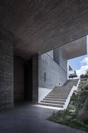100 Tea House Design A Spectacular Concrete With River Views In China
