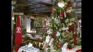 The Christmas Tree Elegance Raffle Will Kick Off December 1 At Davenport Hotel And River