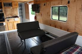 Adding Shower Toilet To Enclosed Trailer