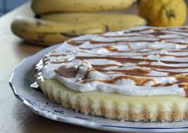 kuchen ohne backen bananas foster pie langsam kocht