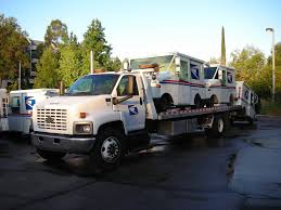 100 Towing Truck Service UNITED STATES POSTAL SERVICE USPS CHEVY FLATBED TOW TR Flickr