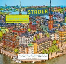 The Swedish Edition Of Fantastic Cities Coming To Stockholm On Feb 25th Hurra Sverige