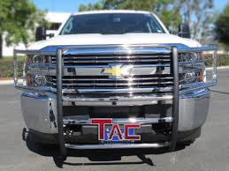 Amazon.com: TAC Custom Fit 2015-2016 CHEVY SILVERADO 2500HD/3500 ...