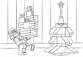 Click To See Printable Version Of Lego Star Wars Clone Christmas Coloring Page