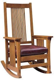 Charles Stickley Rocking Chair by Stickley Living Room Ontaria De