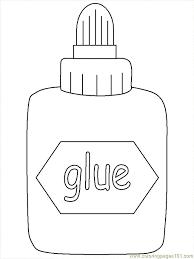 Glue Clip Art 100