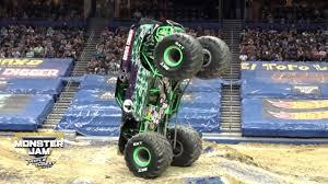 100 Monster Truck Shows Ma Grave Digger Tyler Menningas UNBELIEVABLE Twowheel