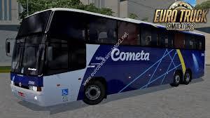 100 World Truck Simulator BUS MARCOPOLO GV 1150 133X Games Pc World Truck Ets2 Ats