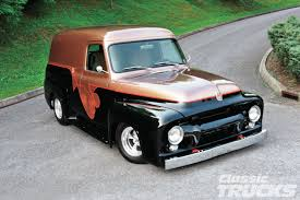 1954 Ford F-100 Panel Truck - Hot Rod Network