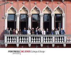 100 Curtis Fentress NC State Design School Of Architecture Venice Biennale 2018