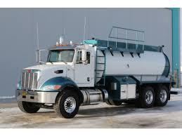100 What Is A Tandem Truck 2019 Peterbilt 348 100 BBL Day Cab Drive Water Nisku
