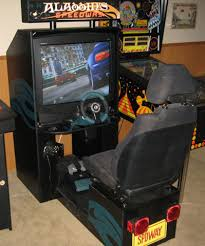Xtension Arcade Cabinet Plans by How To Build A Sit Down Driving Arcade Cabinet 6 Steps With
