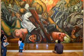 travels the murals of palacio de bellas artes