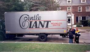100 Moving Truck Company History And Culture Gentle Giant