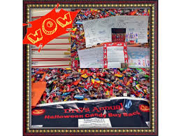 Operation Gratitude Halloween Candy Buy Back by Local Orthodontist Makes National Halloween Candy Buy Back Top
