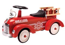 100 Fire Truck Ride On Amazoncom Schylling Metal Speedster Toys Games