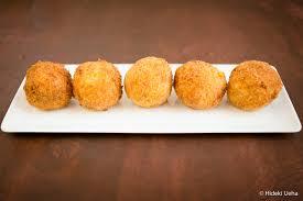 Japanese Pumpkin Croquette Recipe by Kabocha Korokke Japanese Winter Squash Croquette Bebe Love Okazu