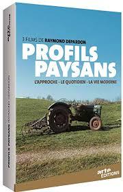 la vie moderne depardon profils paysans coffret de la trilogie livre de raymond depardon