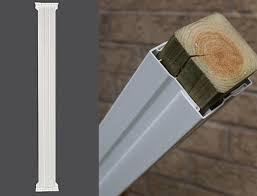 PVC Column Wraps Exterior Column Covers