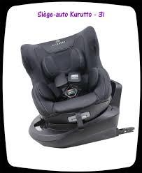siege auto pivotant bebe 9 une nouveauté chez bébé 9 les sièges auto kurutto de bébé 9 expert