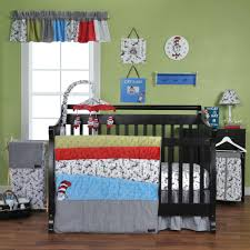 100 Truck Crib Bedding Trend Lab Dr Seuss Cat In The Hat 3Piece Set30019