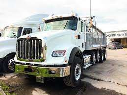 100 Dump Trucks For Sale In Michigan 2019 INTERNATIONAL HX620 FOR SALE 1135
