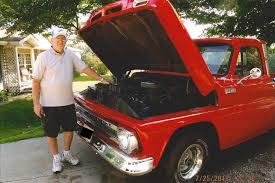 100 Lnc Truck 1966 Chevy C10 Short Box Ronald W LMC Life
