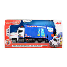 DICKIE TOYS Air Pump Garbage Truck 33 Cm 0 - From RedMart Bruder Mack Granite Half Pipe Dump Truck Jadrem Toys 2017 Driven By Btat Pocket Series 1 Blue Mac Truck 14 164 Scale Toy Model Truckisuzu Metal And Trailer Toysmith Garbage Pinterest Dickie 11in Air Pump Blue Trucks And Diecast Trucks Buy Online From Fishpondcomau Fast Lane Lights Sounds Hunters Xmas Gifts Our Forever House Party Sneak Peek 116th Halfpipe Kids 116 Replica Tonka Empties Container Youtube
