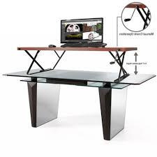 Ergotron Sit Stand Desk by Ergotron 24 271 926 Workfit D Adjustable Standing Desk Regarding