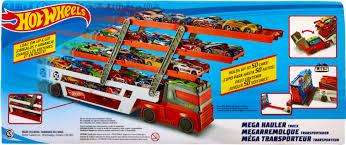 100 Hot Wheels Truck Mega Hauler Red FTF68 Best Buy