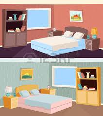 bedroom cartoon stock photos pictures royalty free bedroom