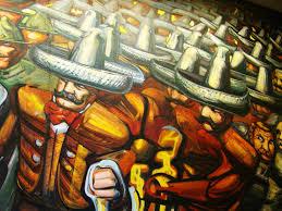 mexican revolution by david alfaro siqueiros sea of somb flickr