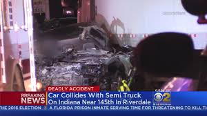 1 Killed When Car Hits Semi In Riverdale « CBS Chicago Beer Truck Spills Part Of Load On I65 After Rollover Accident Tractor Trailer Accident Kills Driver News The Leader Corning Ny Indianapolis Attorneys Smart2mediate Man Killed In Fiery Semi Crash On Indiana Tollway Idd Abc7chicagocom In Lawyers Dennis Caslin Killed Three Others Wounded At A Injured Wreck State Road 135 Kokomo Man Early Morning Kotribunecom Says Sneezing Fit While Talking To Siri Led Rollover Inrstate 84 Auto Workers Marvel As Truck They Built Driver Receives New For Accidentfree Record
