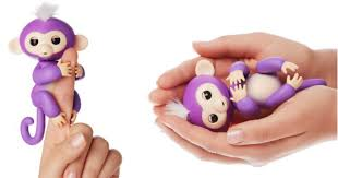 HURRY Over To Walmart Where The WowWee Fingerlings Purple Baby Monkey W White Hair Is In Stock And Selling For 1484 These Are Supposed Be One Of