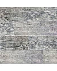 deal alert sonoma driftwood gray 6x24 porcelain wood look tile