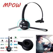 Over The Head Bluetooth Headset For Car Truck Driver Telephone ... Truck Driver Bluetooth Headset Wireless Headphones Mic Noise Wireless Bluetooth Stereo Canceling V42 Mpow Pro 2pack Office Font Colorredcanada Cell Phone Headphones 14hr Working Time Vxi B250xt Blue Parrot Roadwarrior W Home Car Tips On Recruiting A Recruiter New Desigh Soft Cancelling Boom For