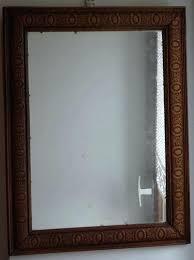 miroir cadre bois miroir cadre bois sculptac vintage praccacdent