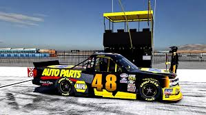 Napa Auto Parts Chevy Silverado 2015 Truck Custom Paint Scheme By ...