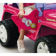 100 Power Wheels Fire Truck 3 Pink Barbie Jeep For Girls Comparison